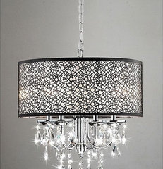 chandeliers by KindaChic