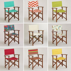 Contemporary Outdoor Chairs by Cost Plus World Market