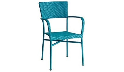 Contemporary Outdoor Lounge Chairs by Pier 1 Imports