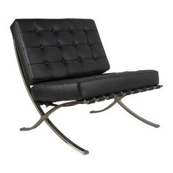 Ibiza Chair - Here is one of my all-time favorite chairs. The Barcelona style is such a city-chic look.