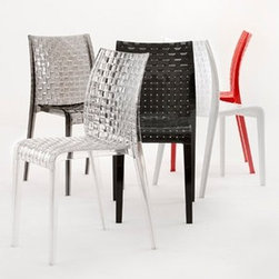 Kartell - Kartell | Ami Ami Chair, Set of 2 - Design by Tokujin Yoshioka, 2008.