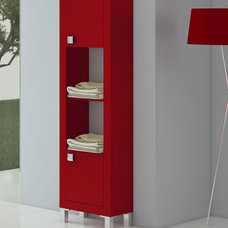 Modern Bathroom Cabinets And Shelves by Macral Design Corp.