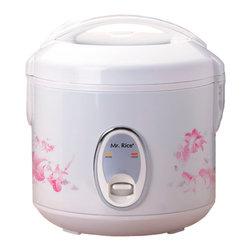 SPT - SPT 6- Cups Rice Cooker Dispenser From Vistastores - •Product Type