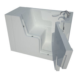 Arista - 29 x 53 Right Drain Soaking Wheelchair Accessible Walk-In Bathtub - DESCRIPTION