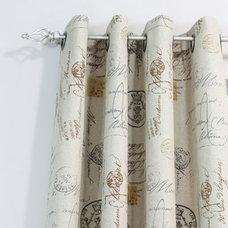 Modern Curtains by Hayneedle