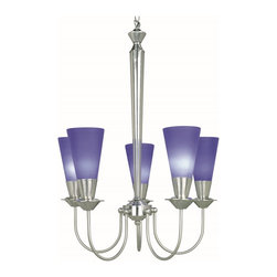 Lite Source - Lite Source Monarch Transitional Chandelier XSL-ULB/SP52901 - The Blue Lite Source Monarch Transitional Chandelier is going to add a sense of style and modernization to any home, and it seems that blue chandeliers are becoming a modern choice for homes these days. This chandelier offers class and style that will have you in awe for years to come whether you add a sense of fashion in the bedroom or the bathroom for a truly unique twist.