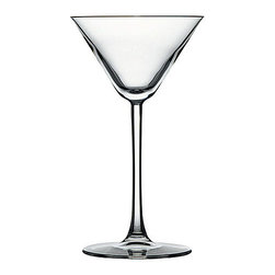 Hospitality Glass - Bar & Table 5 oz Martini Glasses 24 Ct - Bar & Table 5 oz Martini