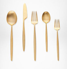 modern flatware by DVF