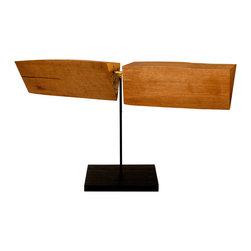 Studio Eight - Contemporary Modern Abstract Sculpture, AN EVEN BALANCE, by Charles Sabec, 2014. - AN EVEN BALANCE.