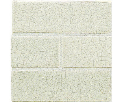 """Traditional Wall And Floor Tile """"Brick Field"""" Ceramic Tile"""