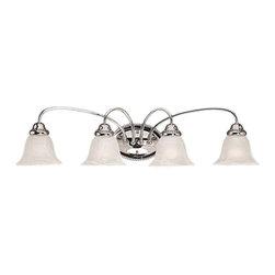 Millennium Lighting - Millennium Lighting 414 4 Light Bathroom Vanity Light - Features: