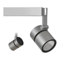 Lightolier | Lytespan - Alcyon LED Small Cylinder Track Light -
