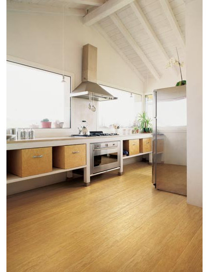 Contemporary Hardwood Flooring by EcoTimber