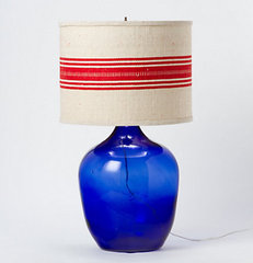 contemporary table lamps by Terrain