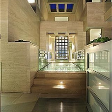 Modern Entry by Andrew Williams and Associates, Inc