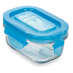 Wean Green - Wean Green Wean Tub in Blueberry - The kitchen can be a crowded place. You've got to have a place for your microwave-safe containers and another for your containers that keep food fresh in the fridge. And then there's the containers that are sturdy enough for the lunchbox or the picnic bas