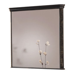 London Wall-Framed Mirror