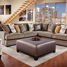 Modern Sectional Sofas by RC Willey