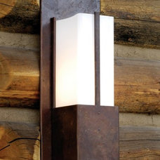 Modern Wall Sconces by Rustica Hardware