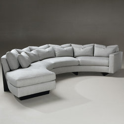 Clip Sectional from Thayer Coggin - Thayer Coggin Inc.