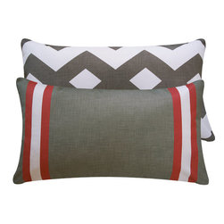 "The Bond 12x20"" Pillow l Chloe and Olive - Chloe and Olive"