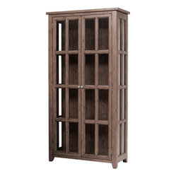 Irish Coast Large Display Cabinet