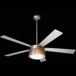 Modern Fan Company - Modern Fan Company | Pharos Ceiling Fan - Design by Ron Rezek.