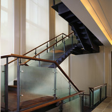 Contemporary Staircase stair
