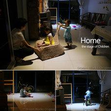 Modern  by LEDing the life