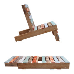 Magnetic Pallet Chair