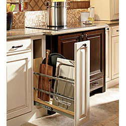 Shenandoah Cabinetry - Base Tray Divider Pull Out