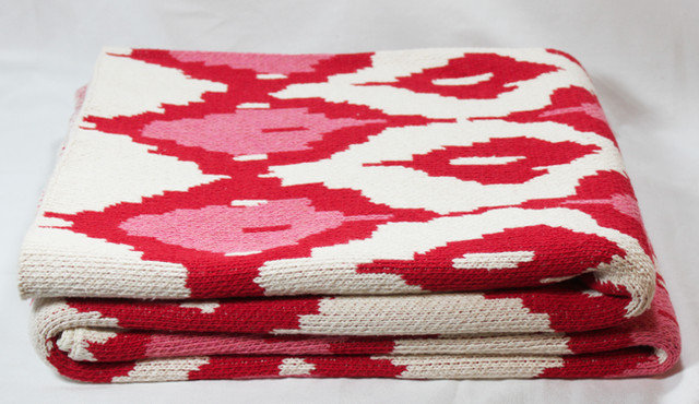 Eclectic Throws by Furbish Studio