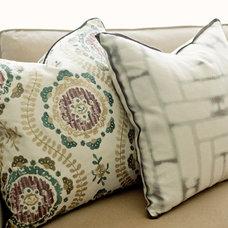 Transitional  by Elizabeth Metcalfe Interiors & Design Inc.