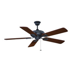 Ellington MAJ52ABZ5 Majestic Fan Without Light - Get up to 10% coupon code: Houzz