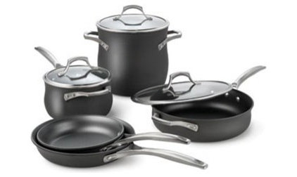 Contemporary Cookware Sets by Kitchen Universe