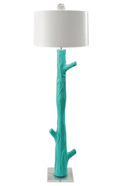 Eclectic Floor Lamps by Zinc Door