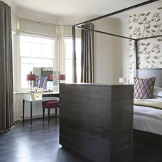 Contemporary Bedroom by Susan Fisher Photography