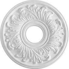 Contemporary Ceiling Medallions by Lighting Front