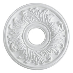 "Quorum International - Quorum 7-2603-8 16"" Ceiling Medallion -Sw - Quorum 7-2603-8 16"" Ceiling Medallion -Sw"