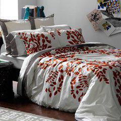 eclectic bedding by AllModern