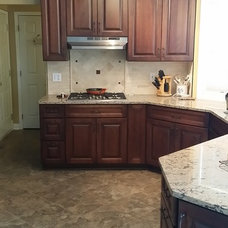 Traditional Kitchen by Medina Exteriors & Remodeling