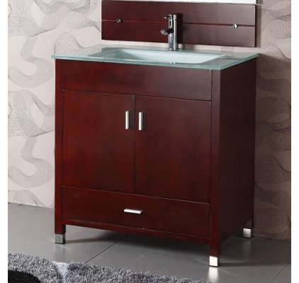Modern Bathroom Vanities And Sink Consoles by Hayneedle
