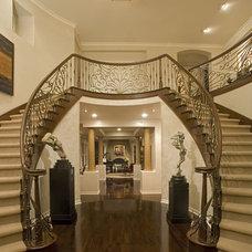 Traditional Entry by Megan Crane Designs, Inc.