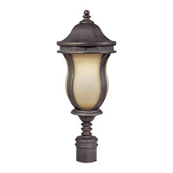 post light from savoy house this energy star outdoor post light. Black Bedroom Furniture Sets. Home Design Ideas