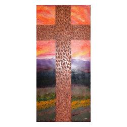 Funmi Adeshina - The Glory of God. Original Artwork, Painting - Original Artwork made by Funmi Adeshina.