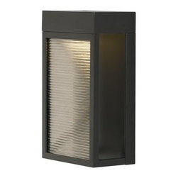 LBL Lighting - LBL Lighting Moi 11 LED 120V 1 Light Outdoor Wall Sconce - ADA Compliant - Features: