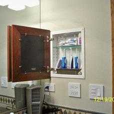 Bathroom Cabinets And Shelves by i-innovators, LLC