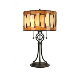 Dale Tiffany - New 2-Light Dale Tiffany Table Lamp Tiffany - Product Details