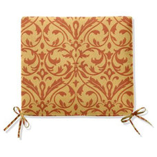 Traditional Dining Chair Cushions by FRONTGATE