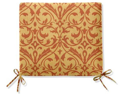 Traditional Seat Cushions by FRONTGATE